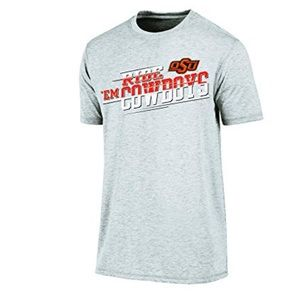 Oklahoma State Cowboys Touchback Soft Tee S NWT